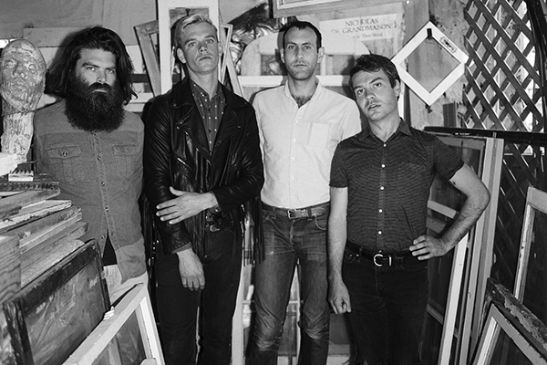 Preoccupations trek forward at the Firebird