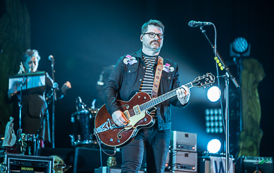 The Decemberists at the Peabody Opera House, 4/25/2018. Photo by Doug Tull.