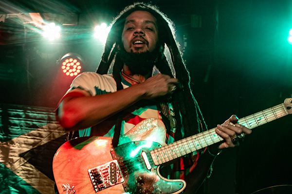 The Wailers. Wednesday, July 11, 2018 at The Ready Room. Photos by Doug Tull.