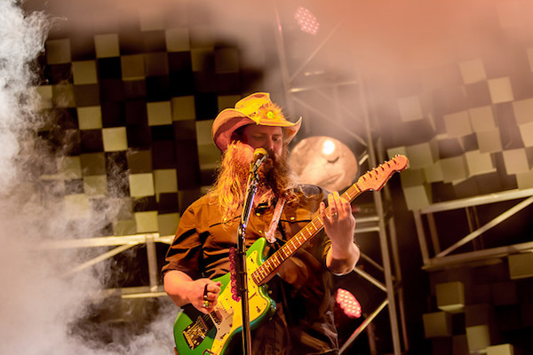 Chris Stapleton shows his range at a sold-out Hollywood Casino ...