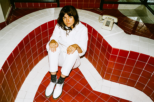 Courtney Barnett. Photo Credit: Pooneh Ghana