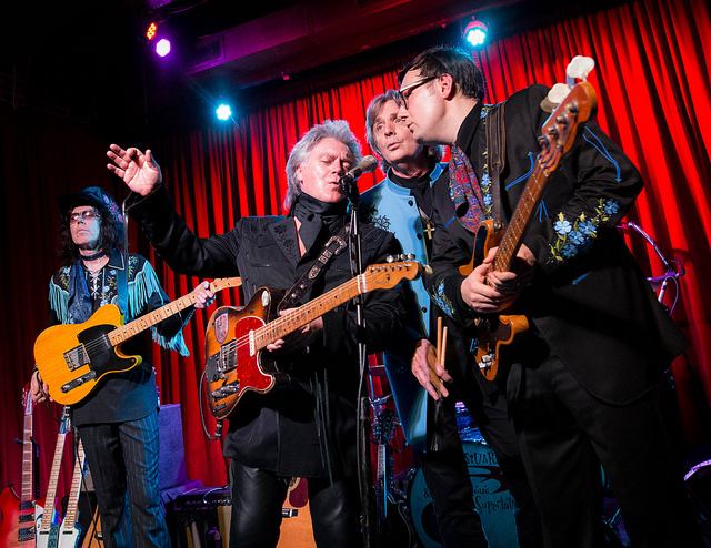 Way Out West With Marty Stuart At Off Broadway Kdhx