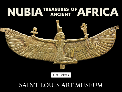 SLAM - Nubia Treasures of Ancient Africa