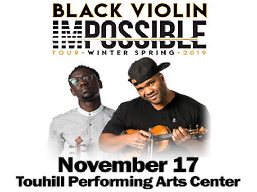 Black Violins at The Touhill Performing Arts Center