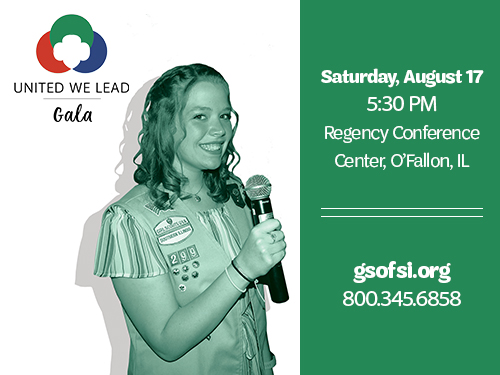 Girl Scouts - United We Lead Gala