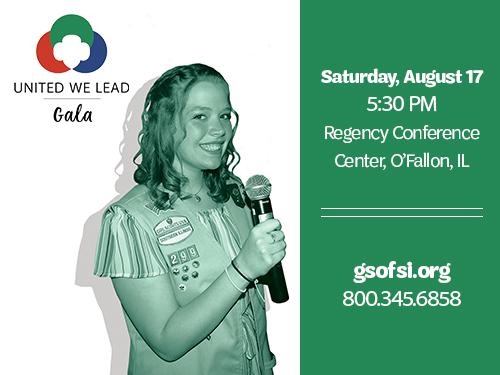 Girl Scouts - United We Lead Gala