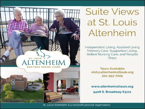 Suite Views at St. Louis Altenheim