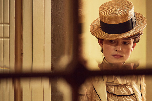 Keira Knightley in Colette (2018) © Sundance Institute
