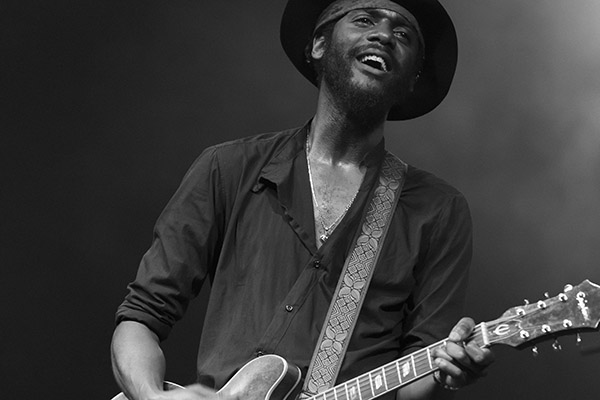 Gary Clark, Jr. Dazzles in High-Energy Show at The Fabulous Fox