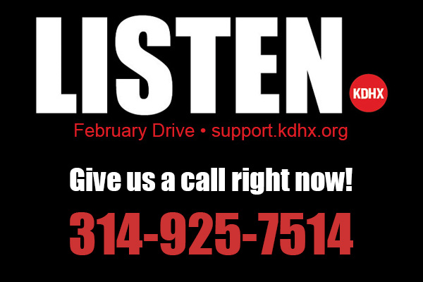 Make your gift to KDHX today!