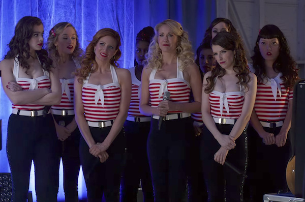 Pitch Perfect 3 Ruby Rose Band Members Ruby Rose S