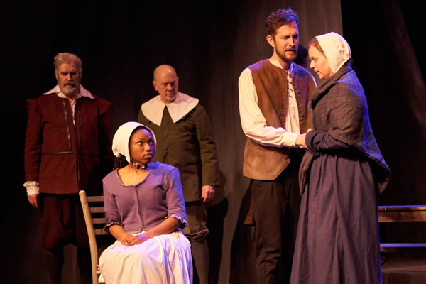 Cast of The Crucible