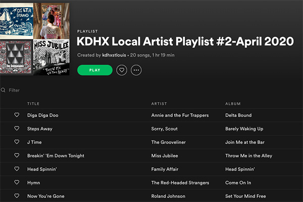 KDHX Is Committed To Independent And Local Music